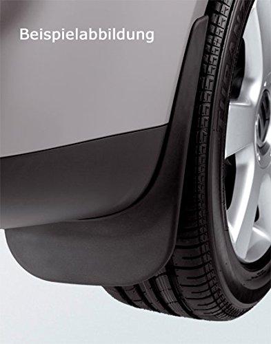 Original VW Touran Caddy Schmutzf/änger vorn schwarz matt 1T0075111