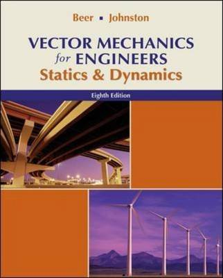Vector Mechanics for Engineers: Statics