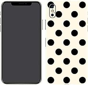 Switch iPhone X Skin Trends Polka Dot