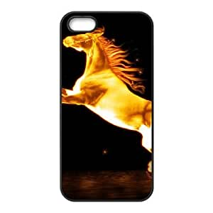 iphone5 5s cell phone cases Black Horse fashion phone cases HRE4531596