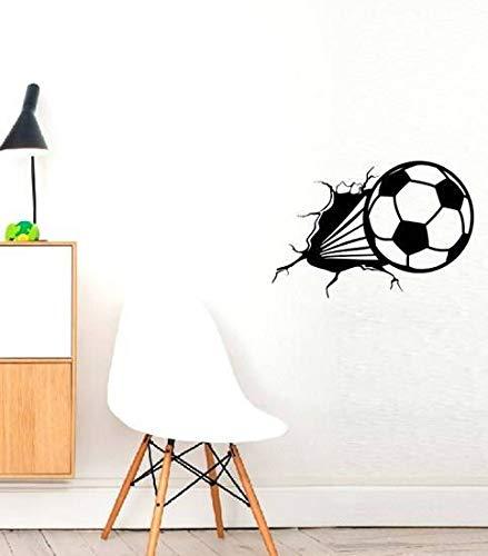 pegatinas de pared tortugas ninja Balón de fútbol de fútbol para ...
