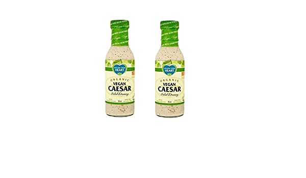 Follow Your Heart Aderezo de Ensalada Cesar 355ml Pack de 2: Amazon.es: Alimentación y bebidas