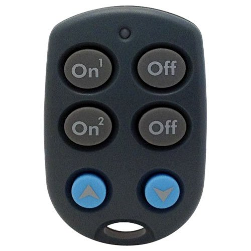 x10 powerhouse remote - 3