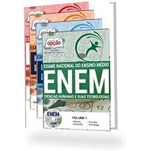 Apostila Preparatória ENEM 2018 - Coleção Completa em 4 Volumes