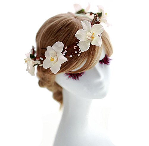 love-sweety-bride-flower-crown-with-adjustable-ribbon-for-wedding-hh8-white