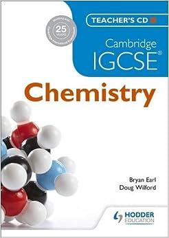 Book Cambridge IGCSE Chemistry Teacher's CD