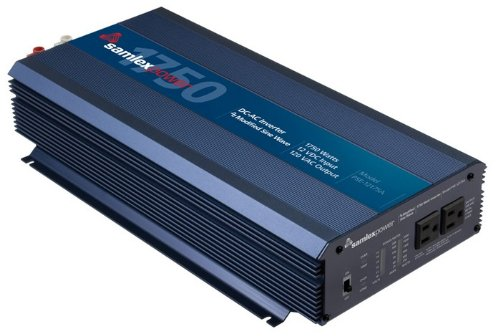 Samlex Pse-24175a 24 Volt 1750 Watt Heavy Duty Modified Sine Wave Inverter