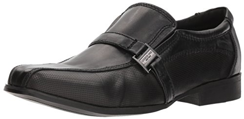 Kenneth Cole REACTION Boys' Magic News, Black, 1.5 Medium US Little Kid