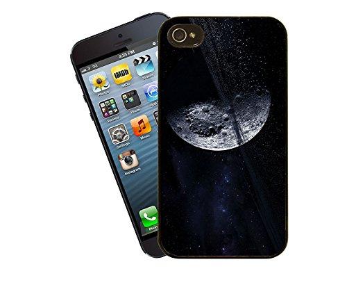 Raum / Planeten 004 Telefon Fall - diese Abdeckung passt Apple Modell iPhone 5 / 5 s (nicht 5c) - von Eclipse-Geschenk-Ideen