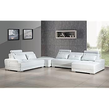 Amazon.com: Divani Casa T60 - Modern Bonded Leather ...