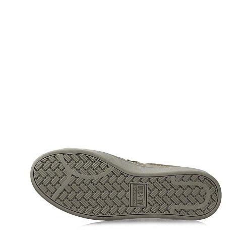 ... Converse Pro Skinn Høsten Mono Lav Top Sneakers Khaki ...