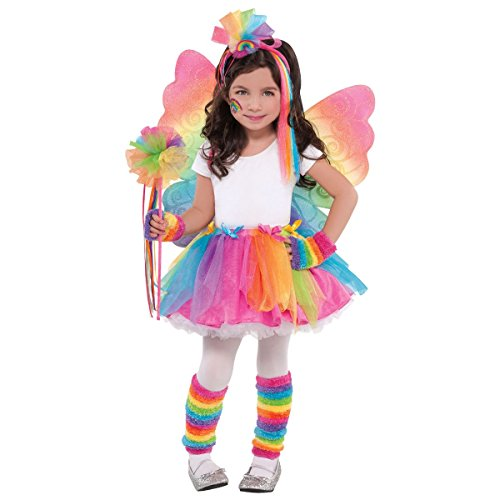 amscan Rainbow Fairy Tutu - Child Standard