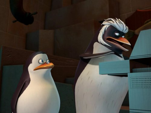 A Visit from Uncle Nigel/Maurice at Peace (Penguins Of Madagascar A Visit From Uncle Nigel)
