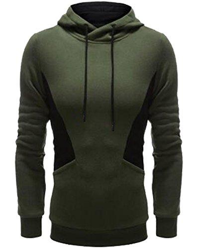 Dark Green Jacket Fleece - 4