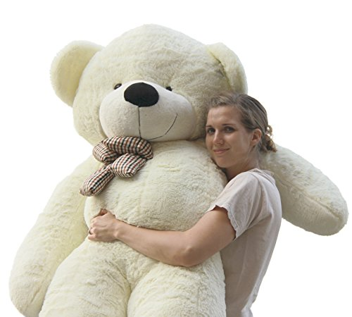 Joyfay Giant Teddy Bear 78''(6.5 Feet) White by Joyfay (Image #8)