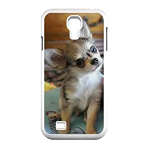 FLYBAI Chihuahua Phone Case For Samsung Galaxy S4 i9500 [Pattern-1]