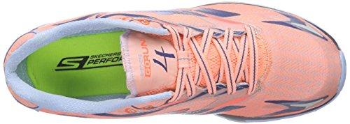 Skechers GO Run 4 - Zapatillas de running Mujer Rosa