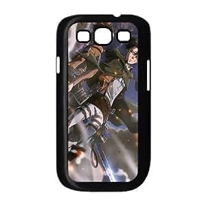 Attack On Titan Samsung Galaxy S3 9300 Cell Phone Case Black 218y-014330