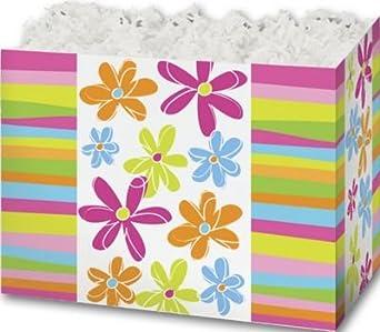 Diseño de especialidad y caso cajas – Cítricos flores cesta de regalo cajas, 10 1