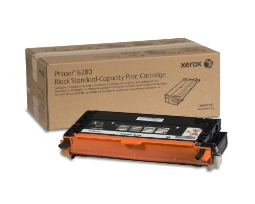 Xerox 6280 Toner Cartridge (Black,1-Pack) ()