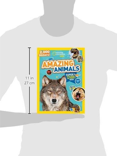 The 8 best amazing animals super sticker