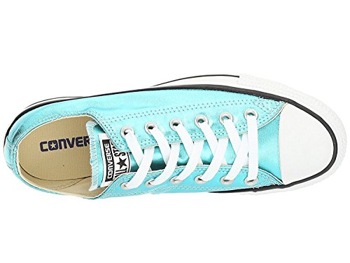 Zapatillas Black White blanco Fresh Core Star Converse Taylor Cyan Hi Altas negro Unisex Chuck All Adulto pBHYBq