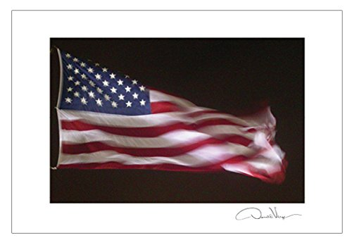 American Flag Postcard Prints. 10 Pack. Best Quality Gifts,