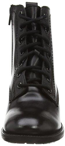 Black Women's Black Ankle Boots Lotus Malia qwgT7OxnxI