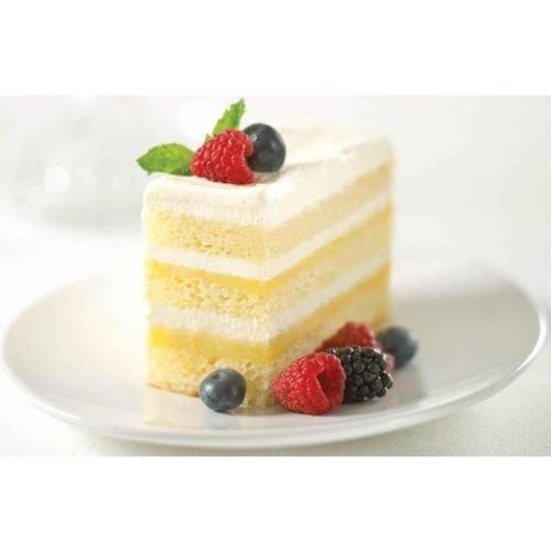 The Original Cakerie Lemon and Cream Dessert Shortcake -- 2 per case. by The Original Cakerie