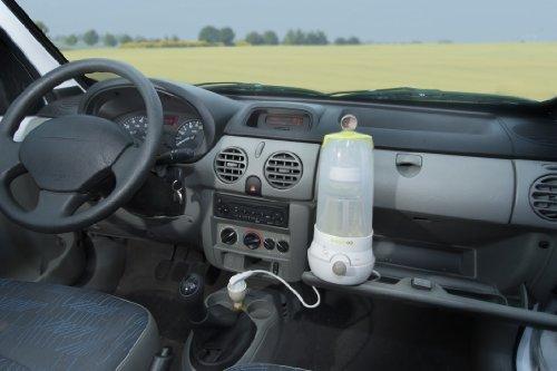 Babymoov A002051 Turbo - Calentador y esterilizador de biberones para casa o el coche: Amazon.es: Bebé