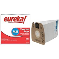 Genuine Eureka MM Vacuum Bag, Case Pack of 18 Bags