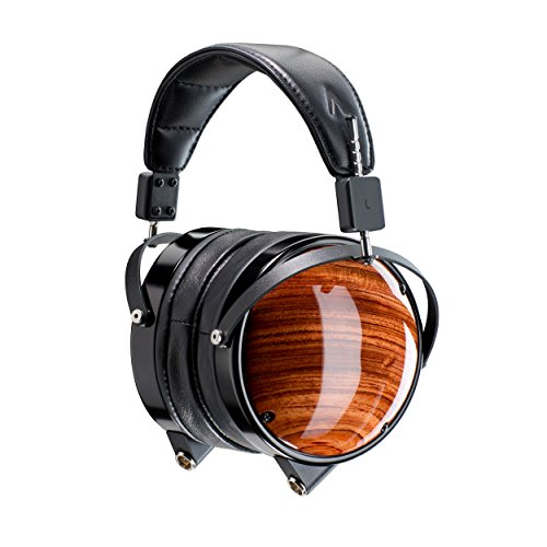 Audeze LCD-XC Over Ear | Closed Back Headphone | Bubinga wood cups | Limited Offer Creator Package | No Travel Case by Audeze