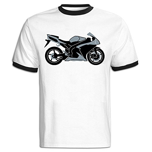Men's Yamaha R1 V3 Baseball T Shirt Black for sale  Delivered anywhere in USA