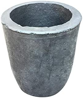Wzqwzj Siliciumcarbid-Graphit-Tiegel, 12 kg Siliciumcarbid-Graphit-Gusstiegel