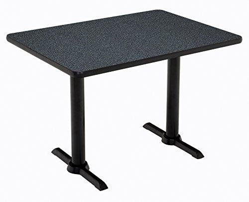 (KFI Seating T3060-B2065-BK-GRN-38 Mode Multipurpose Table, 41