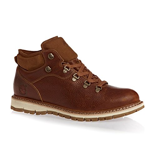 Timberland Boots Britton Hill Flee. Tortoise Shell
