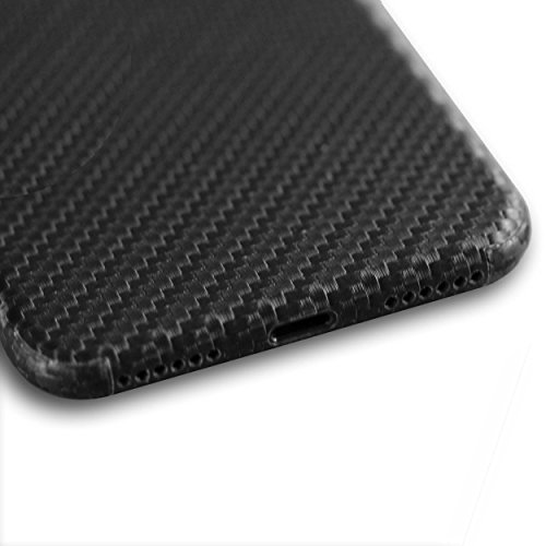 AppSkins Vorderseite iPhone 7 Carbon black