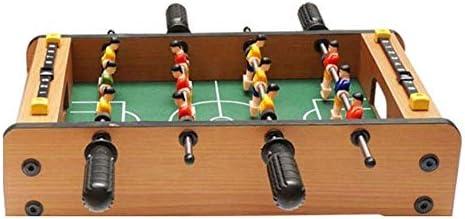 BZLLW Tabla de fútbol clásico, Cubierta multijugador de fútbol ...