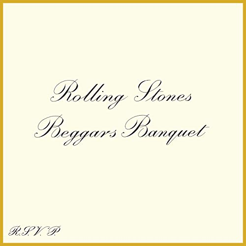 Roll Rolling N Rock Only Stones Its - Beggars Banquet (50th Anniversary Edition)