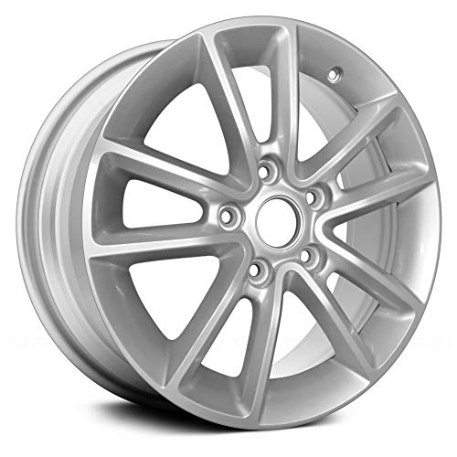- Replacement Replica 10 Spokes All Painted Silver Factory Alloy Wheel Fits Dodge Grand Caravan