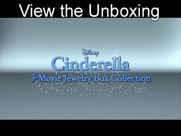 Amazon com: Cinderella Trilogy with Limited Edition