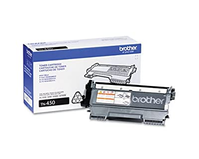 Brother HL-2280DW Toner Cartridge -by Brother-(High Yield - 2600 Pages)
