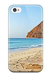TYH - New Cute Funny Beach Vacation Spot Case Cover/ Iphone 6 4.7 Case Cover ending phone case