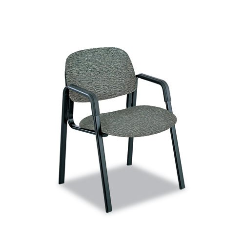 Safco Products 7046GR Cava Urth Straight Leg Guest Chair, Gray