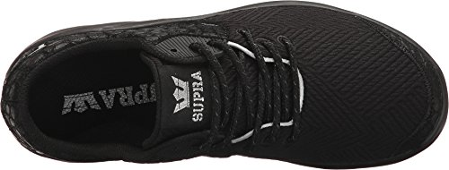 Black Noiz High black Men's Skateboarding Fabric Supra Shoe Ankle q1gn0zT
