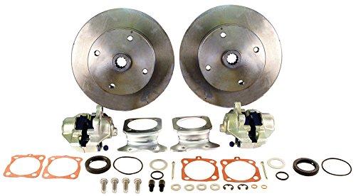 DISC BRAKE KIT, 4 BOLT VW REAR, dune buggy vw baja bug (Vw Disc Brake Conversion Kits compare prices)