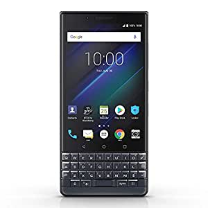 BlackBerry KEY2 LE Unlocked Android Smartphone (AT&T, T-Mobile, Verizon), 64GB, 13MP Rear Dual Camera, Android 8.1 Oreo (U.S. Warranty) – Slate