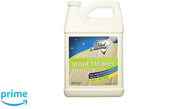 Ultimate - Limpiador de lechada: mejor limpiador para azulejos, cerámica, porcelana, mármol sin ácido seguro de profundidad limpiador y quitamanchas para ...