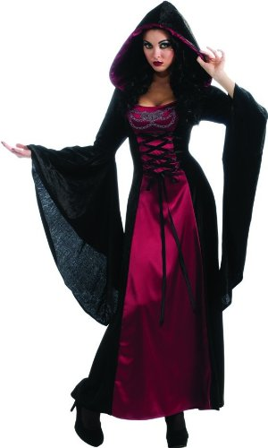 Gothic Enchantress Costume (Gothic Enchantress Costume, Black, Standard)