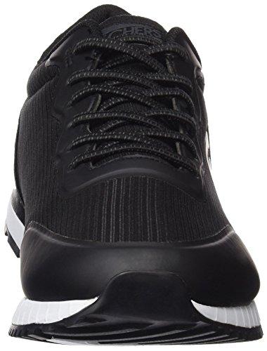 Uomo Nero Running Black Scarpe Skechers Sunlite Iw7qCxt